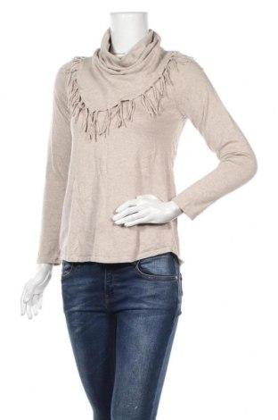 Γυναικείο πουλόβερ Style & Co, Μέγεθος M, Χρώμα  Μπέζ, 57% βαμβάκι, 24% βισκόζη, 19% πολυαμίδη, Τιμή 10,36€