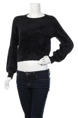 Дамски пуловер Sunday Best, Размер M, Цвят Черен, Полиамид, Цена 11,03лв.