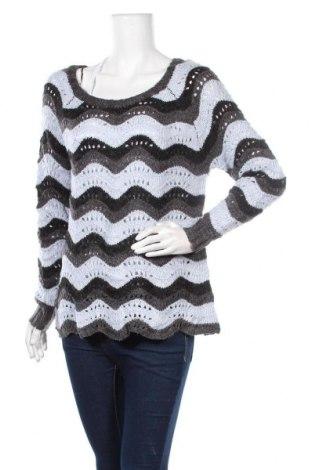 Дамски пуловер Suzy Shier, Размер M, Цвят Многоцветен, 80% акрил, 20% други тъкани, Цена 7,09лв.