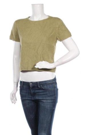 Γυναικείο πουλόβερ Talbots, Μέγεθος L, Χρώμα Πράσινο, Μαλλί, Τιμή 6,14€