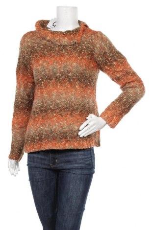 Дамски пуловер Tanjay, Размер S, Цвят Многоцветен, 76% акрил, 8% вълна от алпака, 8% мохер, 4% полиестер, 4% полиамид, Цена 12,08лв.