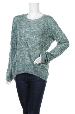 Γυναικείο πουλόβερ The Limited, Μέγεθος L, Χρώμα Πράσινο, 100%ακρυλικό, Τιμή 16,05€