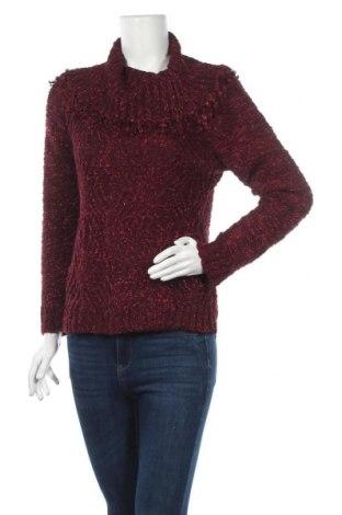 Γυναικείο πουλόβερ Valenti, Μέγεθος L, Χρώμα Κόκκινο, 78% πολυαμίδη, 22%ακρυλικό, Τιμή 14,81€