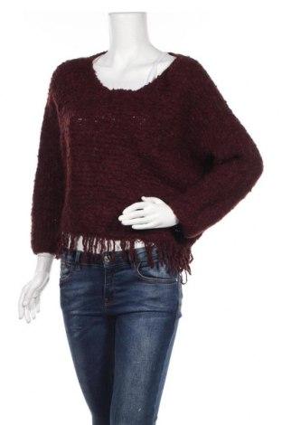 Γυναικείο πουλόβερ Vestino, Μέγεθος M, Χρώμα Κόκκινο, 55% πολυακρυλικό, 17% μαλλί, 17% μοχαίρ, 11% πολυαμίδη, Τιμή 8,19€