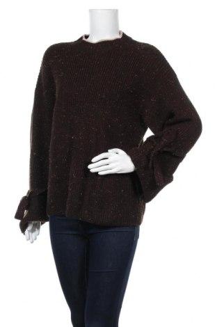 Дамски пуловер Warehouse, Размер L, Цвят Зелен, 98% акрил, 2% полиестер, Цена 8,19лв.