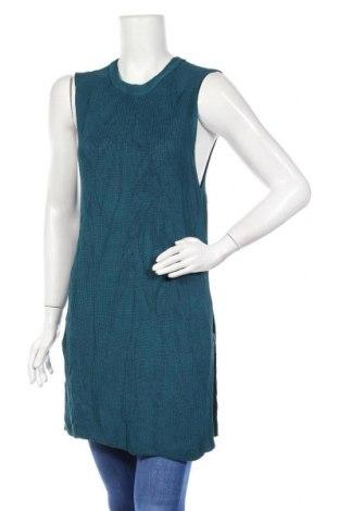 Γυναικείο πουλόβερ Wilfred, Μέγεθος M, Χρώμα Μπλέ, 65% βισκόζη, 35% πολυαμίδη, Τιμή 30,23€
