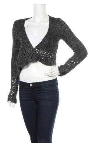 Дамски пуловер Xanaka, Размер S, Цвят Сив, Цена 5,46лв.