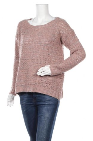 Γυναικείο πουλόβερ Yessica, Μέγεθος M, Χρώμα Ρόζ , Τιμή 16,05€