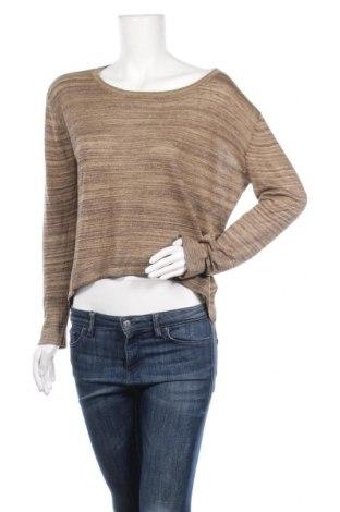 Дамски пуловер Zara Knitwear, Размер M, Цвят Кафяв, 94% полиамид, 6% вискоза, Цена 36,75лв.