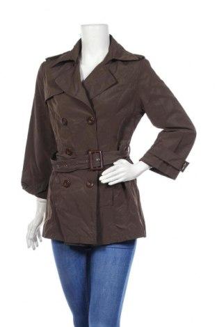 Дамски шлифер, Размер M, Цвят Кафяв, Полиестер, Цена 12,08лв.