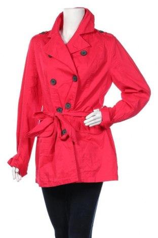 Дамски шлифер Manguun, Размер XL, Цвят Розов, Памук, Цена 18,48лв.