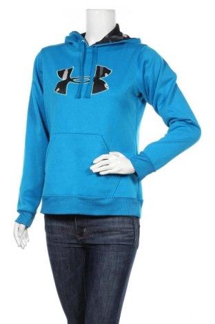 Γυναικείο φούτερ Under Armour, Μέγεθος M, Χρώμα Μπλέ, Πολυεστέρας, Τιμή 31,18€