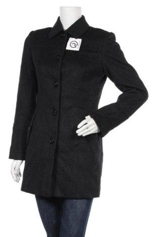 Дамско палто, Размер M, Цвят Черен, Цена 48,30лв.