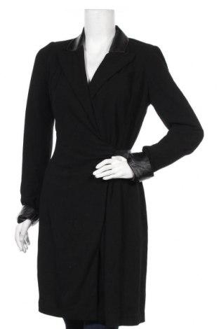 Γυναικείο παλτό Apart, Μέγεθος M, Χρώμα Μαύρο, Πολυεστέρας, Τιμή 24,86€