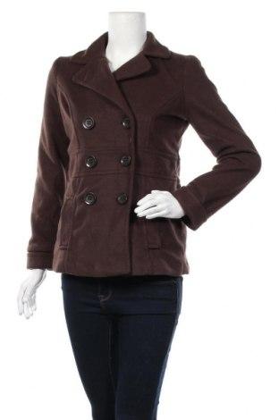 Γυναικείο παλτό Be Cool, Μέγεθος M, Χρώμα Καφέ, Πολυεστέρας, Τιμή 26,50€