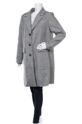 Дамско палто Body Flirt, Размер XL, Цвят Бял, 83% полиестер, 15% вискоза, 2% еластан, Цена 26,62лв.