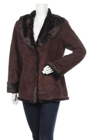 Дамско палто Covington, Размер L, Цвят Кафяв, Полиестер, Цена 18,11лв.