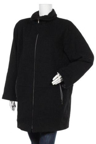 Дамско палто Gil Bret, Размер L, Цвят Черен, 80% вълна, 20% полиамид, Цена 36,86лв.