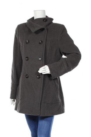 Дамско палто Gil Bret, Размер L, Цвят Зелен, 65% вълна, 20% полиамид, 15% кашмир, Цена 38,06лв.