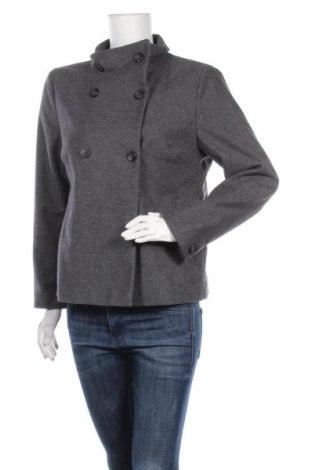 Дамско палто Marc O'polo, Размер M, Цвят Сив, 60% вълна, 20% кашмир, 20% полиамид, Цена 20,48лв.