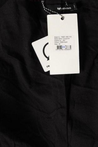 Дамско палто Minimum, Размер L, Цвят Черен, 60% вълна, 40% полиестер, Цена 126,75лв.