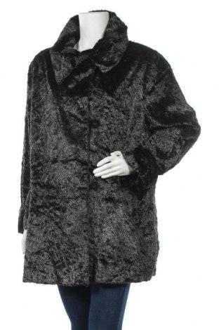 Γυναικείο παλτό Olsen, Μέγεθος L, Χρώμα Γκρί, 56% βισκόζη, 44% βαμβάκι, Τιμή 36,37€