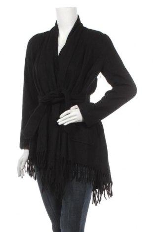 Γυναικείο παλτό Rocha.John Rocha, Μέγεθος XS, Χρώμα Μαύρο, Τιμή 60,80€