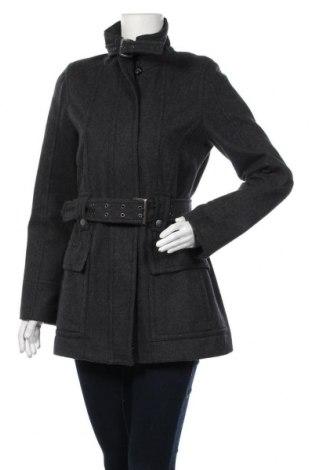 Дамско палто Sandwich_, Размер S, Цвят Сив, 60% вълна, 30% полиестер, 10% вискоза, Цена 18,27лв.