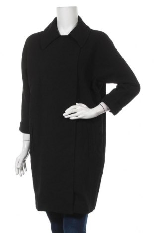 Дамско палто Soda, Размер S, Цвят Черен, Полиестер, Цена 27,30лв.
