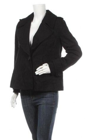 Γυναικείο παλτό Veronika Maine, Μέγεθος M, Χρώμα Μαύρο, 10% κασμίρι, 90% μαλλί, Τιμή 30,01€