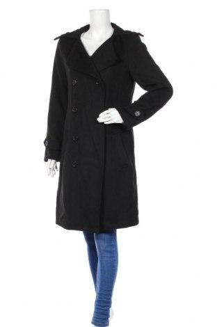 Дамско палто Vska, Размер M, Цвят Черен, Цена 22,79лв.