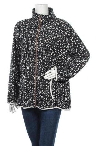Γυναικεία ζακέτα fleece Ulla Popken, Μέγεθος XL, Χρώμα Μαύρο, Πολυεστέρας, Τιμή 33,64€