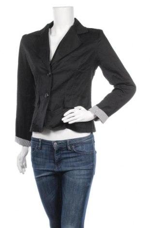 Дамско сако, Размер M, Цвят Черен, 97% памук, 3% еластан, Цена 7,35лв.