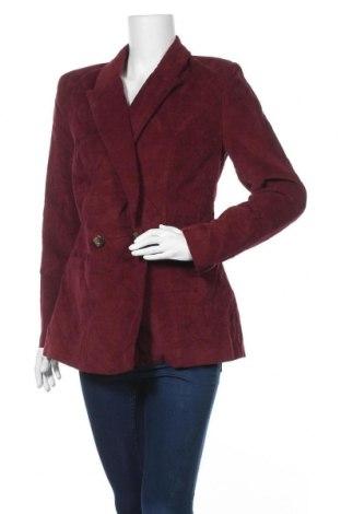 Дамско сако Maite Kelly by Bonprix, Размер L, Цвят Лилав, 98% памук, 2% еластан, Цена 15,02лв.