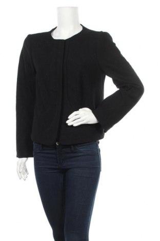 Дамско сако Marc Cain, Размер XL, Цвят Черен, Вълна, Цена 36,12лв.