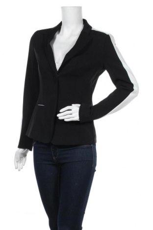 Дамско сако Marc Cain, Размер S, Цвят Черен, 100% полиестер, Цена 69,00лв.
