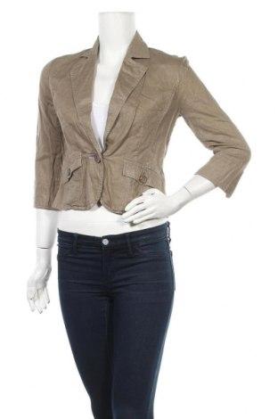 Дамско сако Reserved, Размер S, Цвят Зелен, Цена 5,40лв.