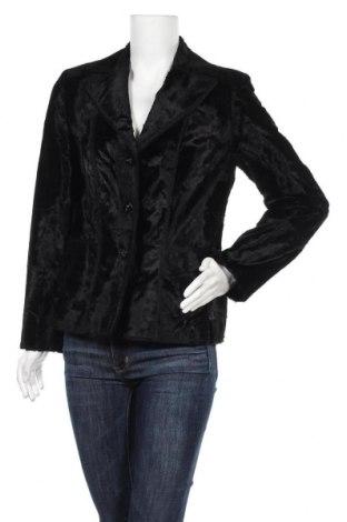 Дамско сако Riani, Размер M, Цвят Черен, 67% памук, 33% вискоза, Цена 11,29лв.