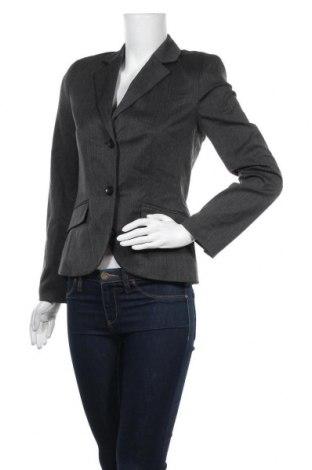 Дамско сако S.Oliver, Размер XS, Цвят Сив, 65% полиестер, 32% вискоза, 2% еластан, Цена 16,24лв.