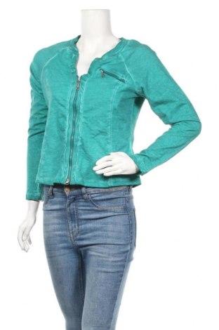 Γυναικεία αθλητική ζακέτα Kenny S., Μέγεθος M, Χρώμα Πράσινο, Τιμή 4,93€