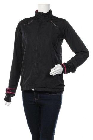 Дамско спортно яке, Размер S, Цвят Черен, Цена 35,70лв.