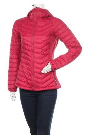 Γυναικείο μπουφάν αθλητικό Columbia, Μέγεθος M, Χρώμα Κόκκινο, Τιμή 53,26€