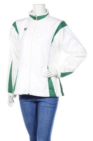 Γυναικείο μπουφάν αθλητικό Erima, Μέγεθος L, Χρώμα Λευκό, Πολυεστέρας, Τιμή 10,05€
