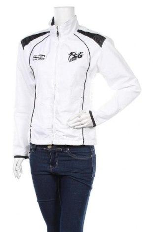 Дамско спортно яке Feel Free, Размер S, Цвят Бял, Полиестер, Цена 33,60лв.