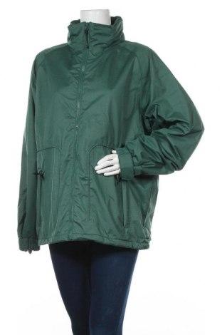 Γυναικείο μπουφάν αθλητικό Regatta, Μέγεθος L, Χρώμα Πράσινο, Πολυεστέρας, Τιμή 18,18€