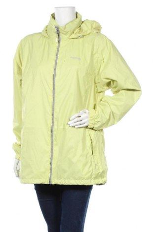 Γυναικείο μπουφάν αθλητικό Regatta, Μέγεθος XL, Χρώμα Πράσινο, Πολυεστέρας, Τιμή 27,77€