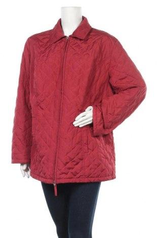 Дамско яке, Размер XXL, Цвят Червен, Полиестер, Цена 61,85лв.
