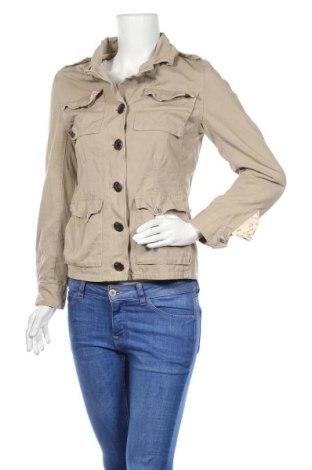 Дамско яке, Размер XS, Цвят Бежов, Памук, Цена 10,49лв.