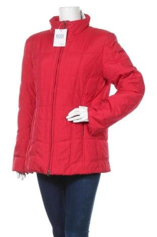Дамско яке, Размер L, Цвят Червен, 65% полиамид, 35% полиестер, Цена 38,59лв.