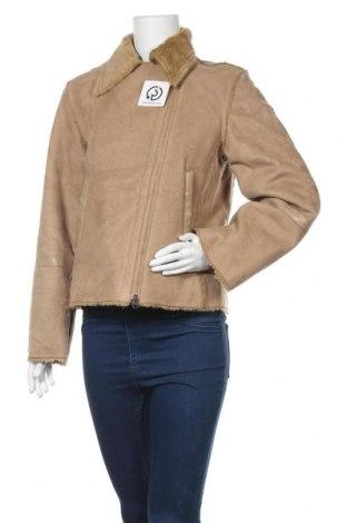 Дамско яке, Размер M, Цвят Бежов, Цена 49,35лв.